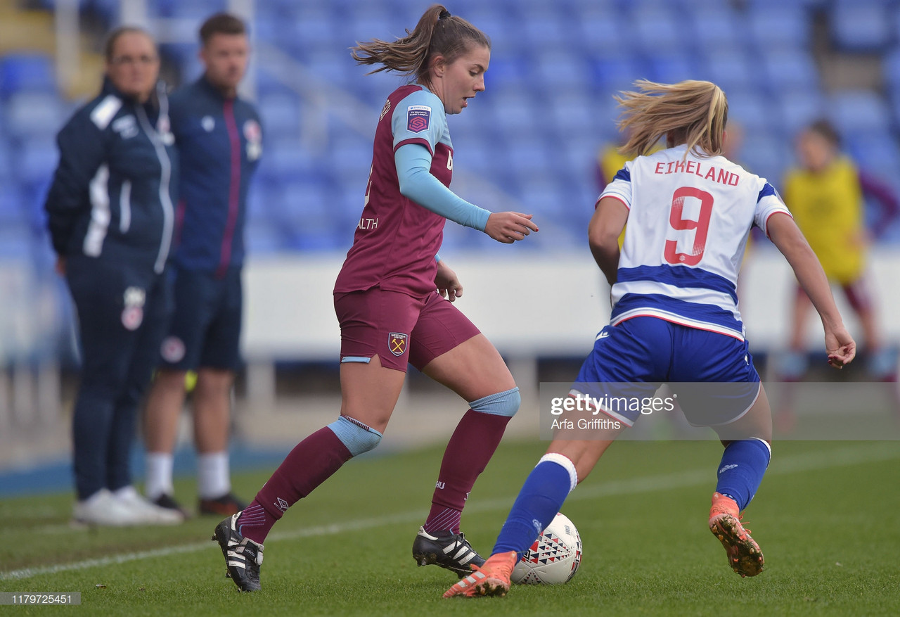 West Ham Women vs Reading Women: FAWSL preview- Royals looking to enact revenge on the Hammers after shock Continental Cup loss