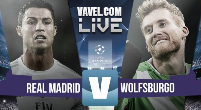 Real Madrid-Wolfsburg, Champions League 2016 (3-0): triplo Ronaldo!