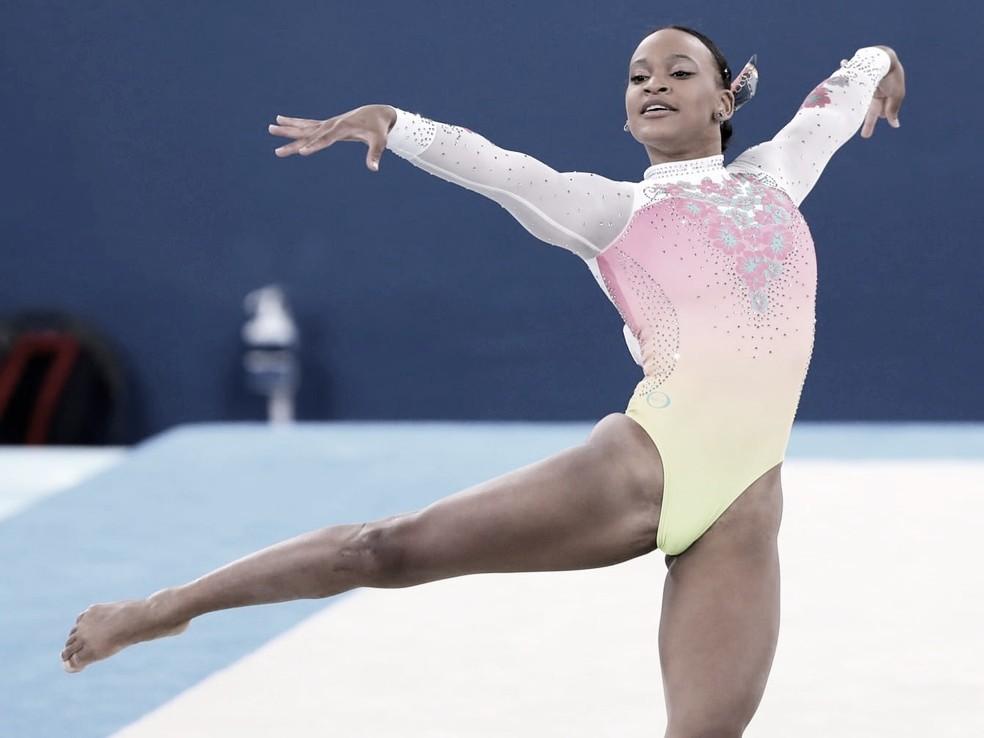 Brasileiros ficam fora do pódio em segundo dia de finais por aparelhos na ginástica artística
