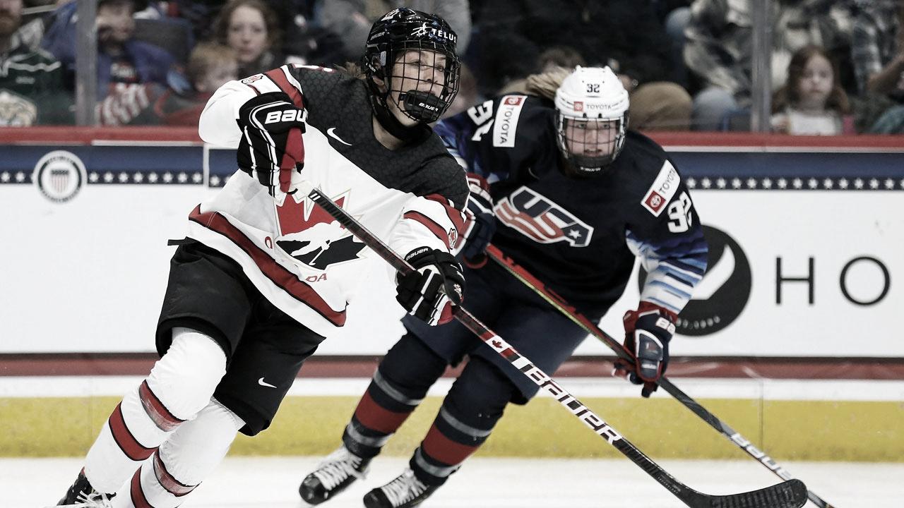 La IIHF cancela sorpresivamente el torneo mundial femenino