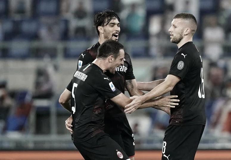 Milan entra na briga pelo G-6 e complica Lazio na busca do título