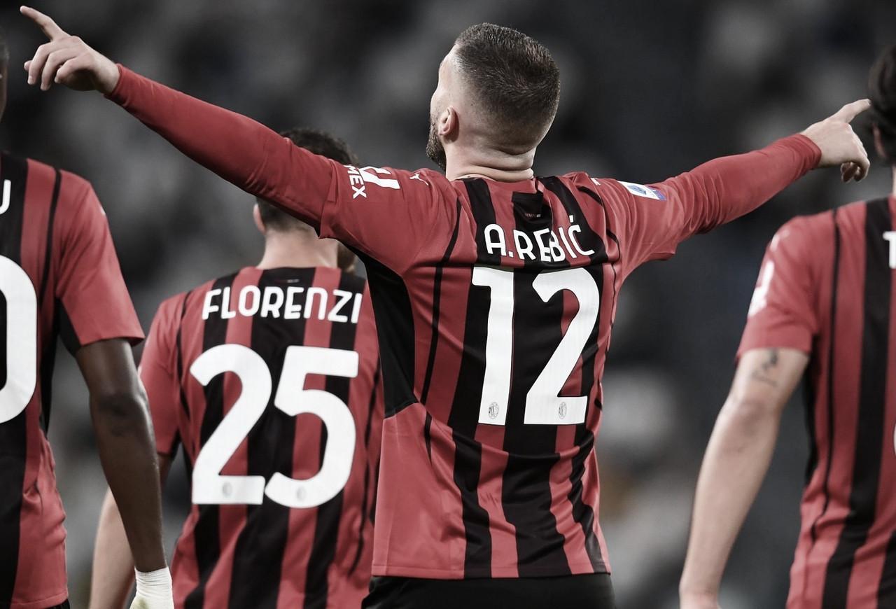 Milan arranca empate da Juventus e permanece invicto na Serie A