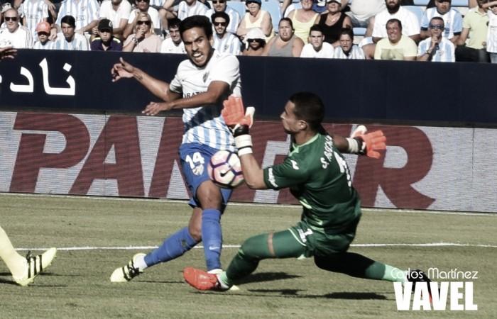 El Málaga visitará al Alavés la mañana del 16 de octubre
