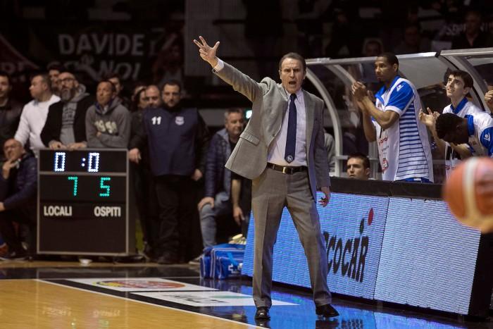 Basket: Fiat Torino sceglie Recalcati