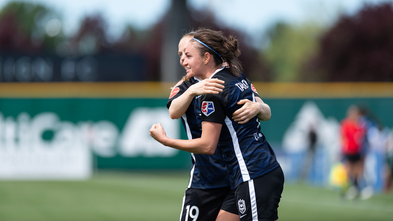 Reign FC pick up their first home win against Sky Blue FC
