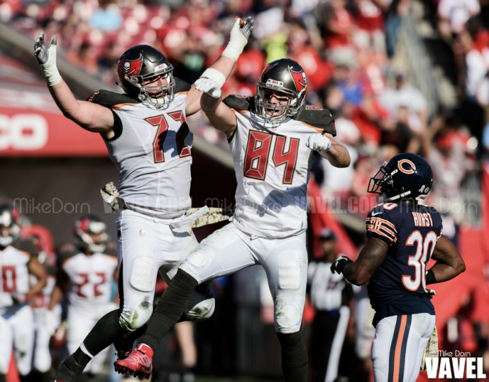 Swashbuckling Buccaneers put the Bears to the sword