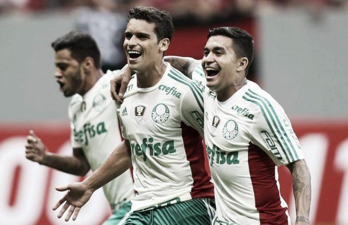 Palmeiras busca no fator casa manter a liderança contra o Flamengo