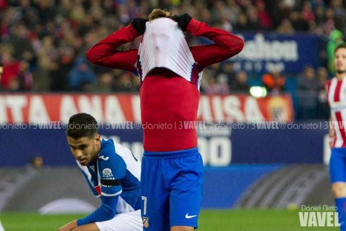 El Espanyol le moja la jornada al Atlético