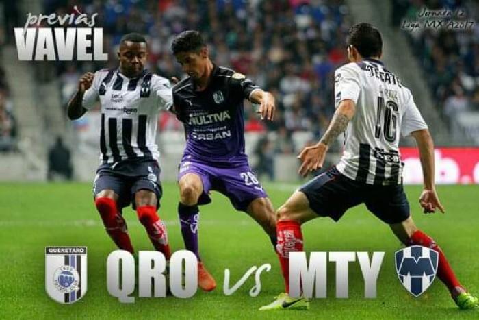 Querétaro rescata el resultado frente a Rayados de Monterrey
