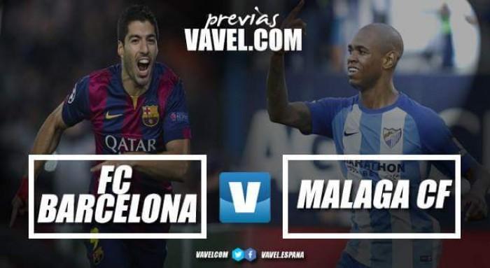 Previa FC Barcelona - Málaga CF: un 'malagazo' para dejar el último puesto