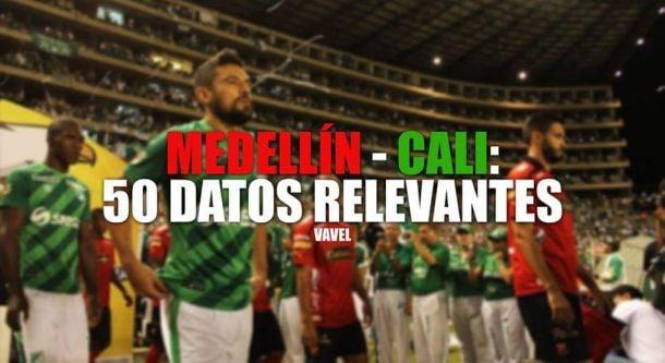 Medellín - Cali: 50 datos relevantes de los 'azucareros'