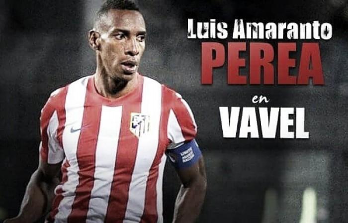"""Entrevista. Luis Amaranto Perea: """"Espero que el Atlético pueda conseguir nuevamente la Liga"""""""