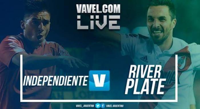 Independiente venció a River Plate con gol de NicolásDomingo.
