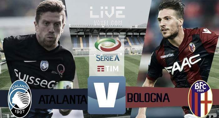 Atalanta-Bologna in Serie A 2016/2017