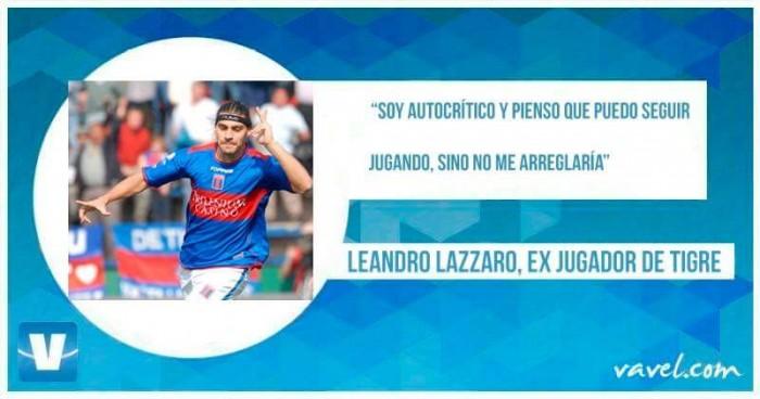 Entrevista Tigre VAVEL. Leandro Lázzaro, palabra de gol