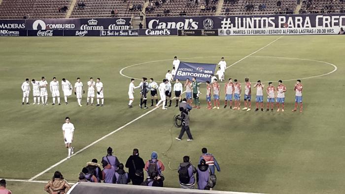El Atlético de San Luis se hunde en el fondo del Ascenso MX