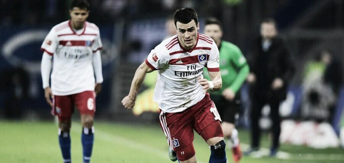Kostić se marcha al Eintracht de Frankfurt por 2 años