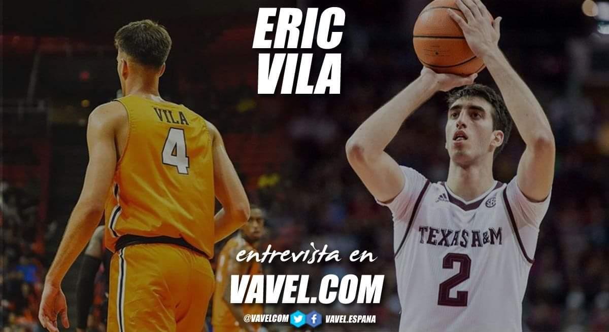 """Entrevista. Eric Vila: """"Jugar en el Barça ha sido la mejor experiencia de mi vida"""""""
