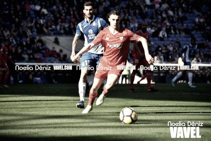 """Sebastien Corchia: """"Estamos en buena dinámica y hayque aprovecharla para seguir bien en el campo y seguir mejorando"""""""