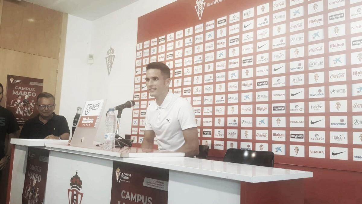 """Isma López: """"El Sporting me lo ha dado todo"""""""