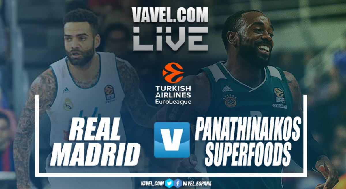 Resumen real madrid baloncesto 81 74 panathinaikos en for Euroliga cuartos de final