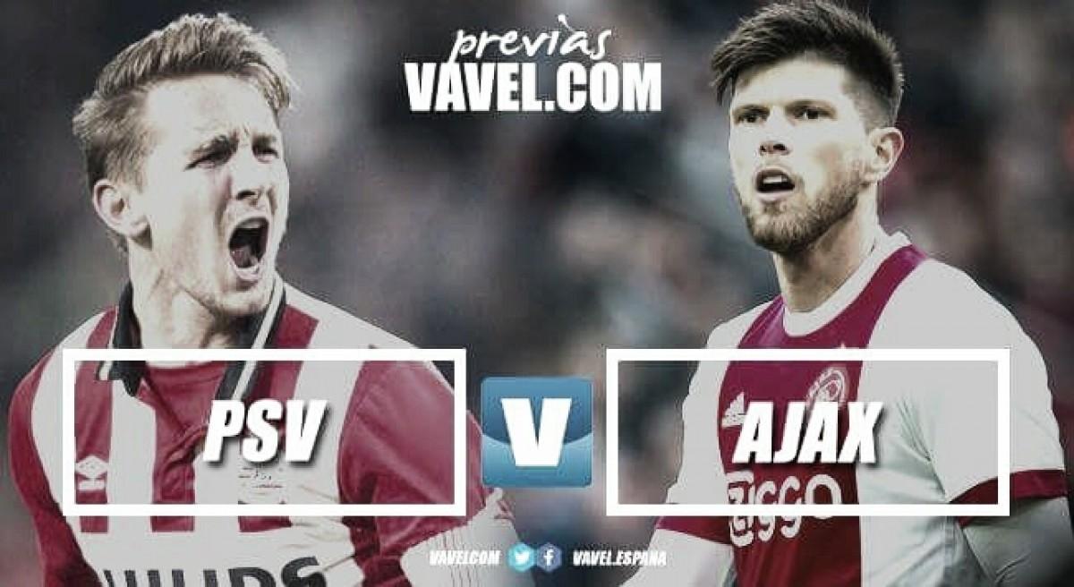 Previa PSV vs Ajax: a un triunfo del título