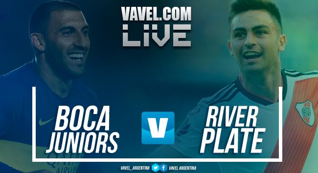 Suspendido el primer encuentro del Superclásico final de la Libertadores