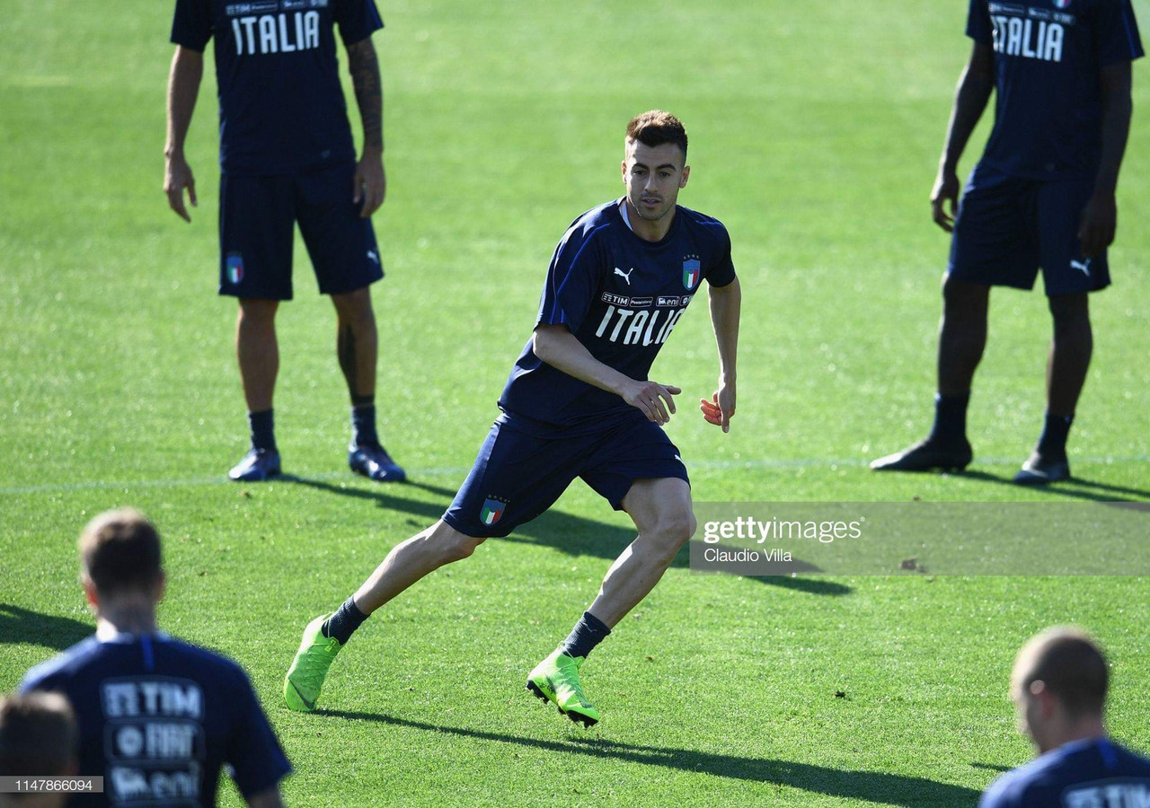 Stephan El Shaarawy leaves Roma for China