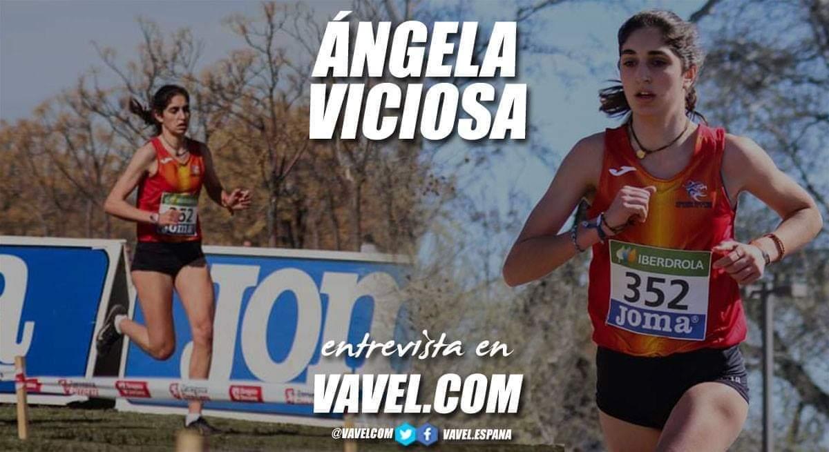 """Entrevista. Ángela Viciosa: """"Debutar en el Europeo fue increíble"""""""