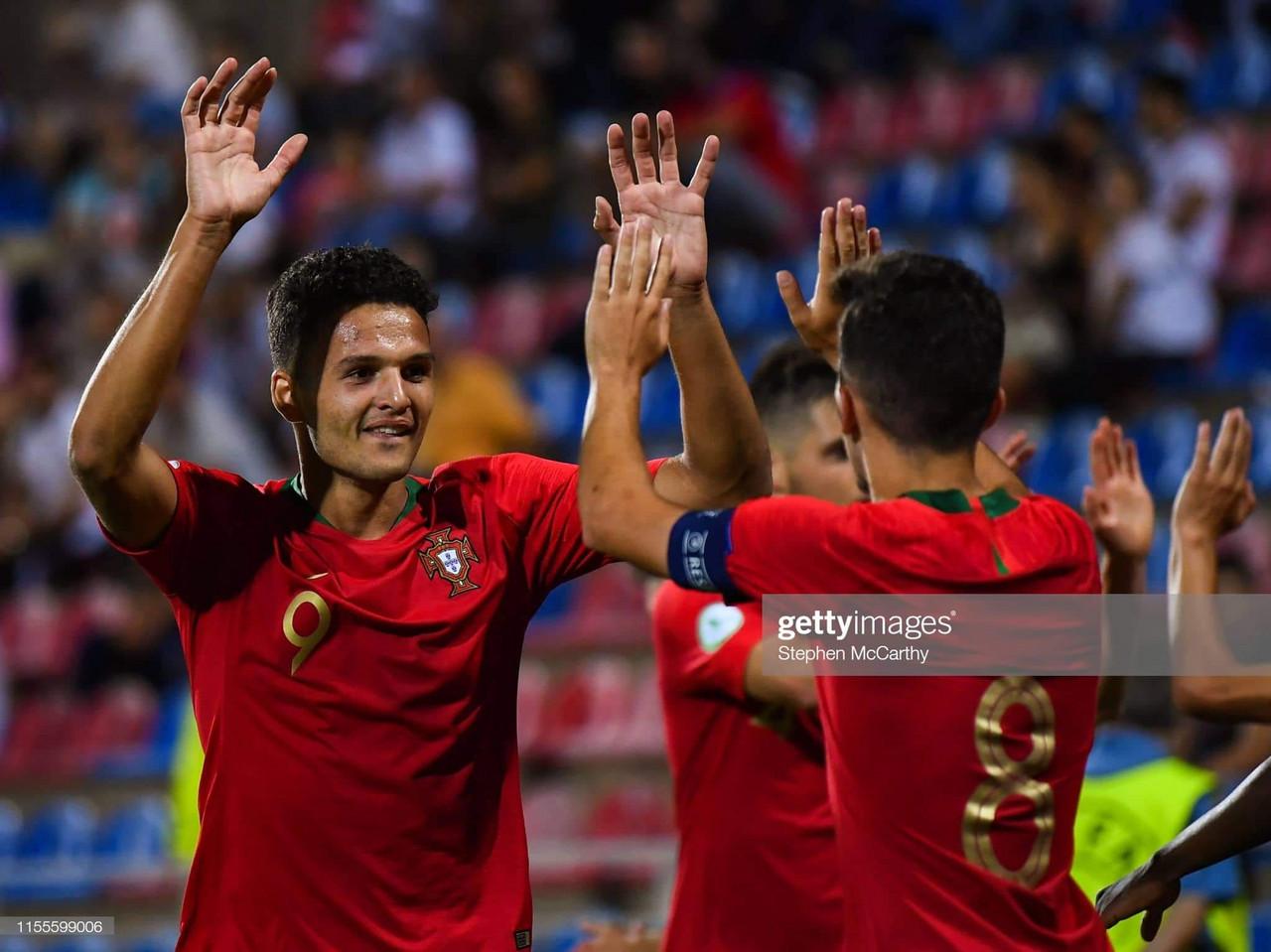 Portugal vence Itália para o europeu
