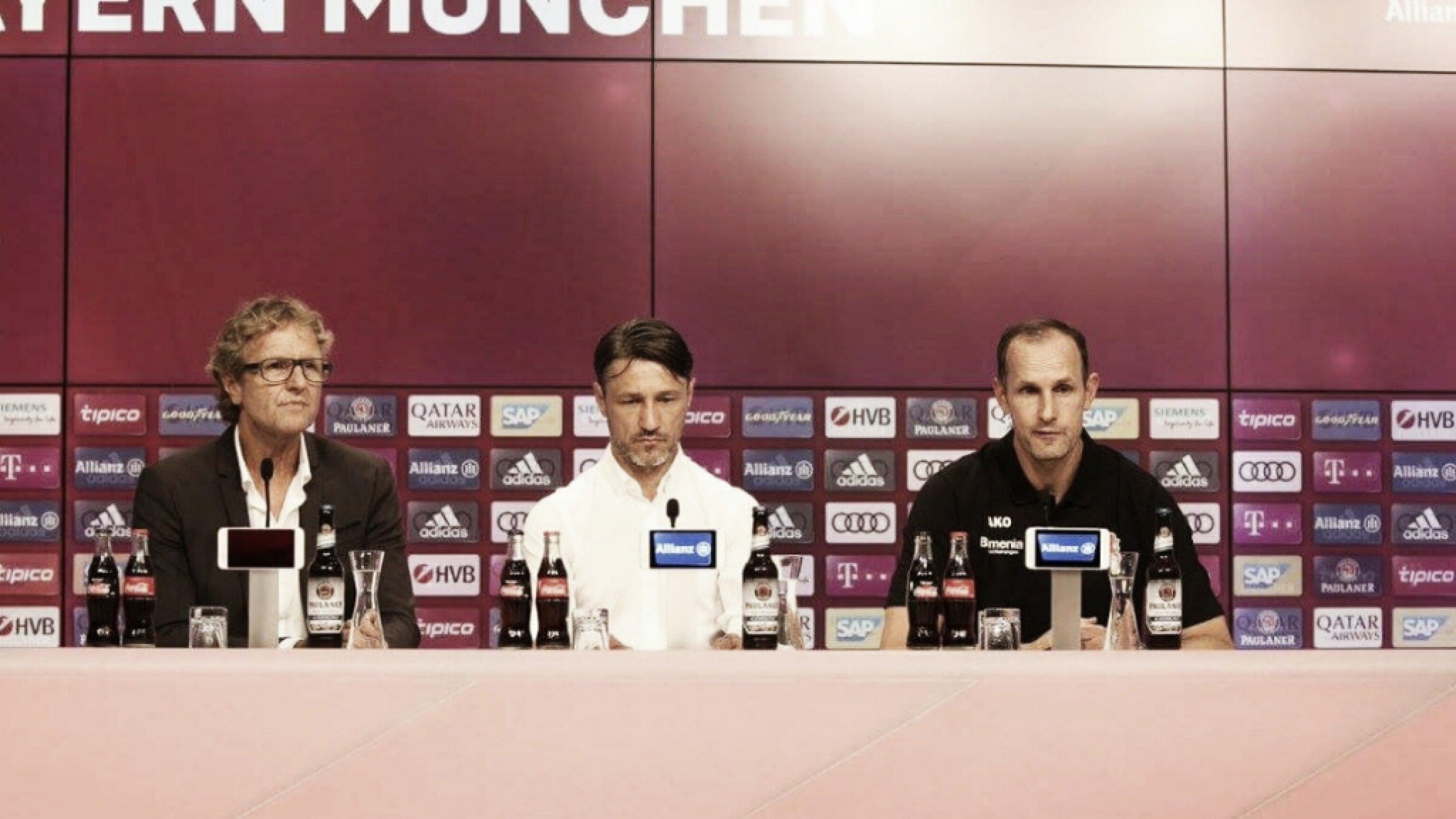 Kovac feliz por el triunfo, preocupado por las lesiones