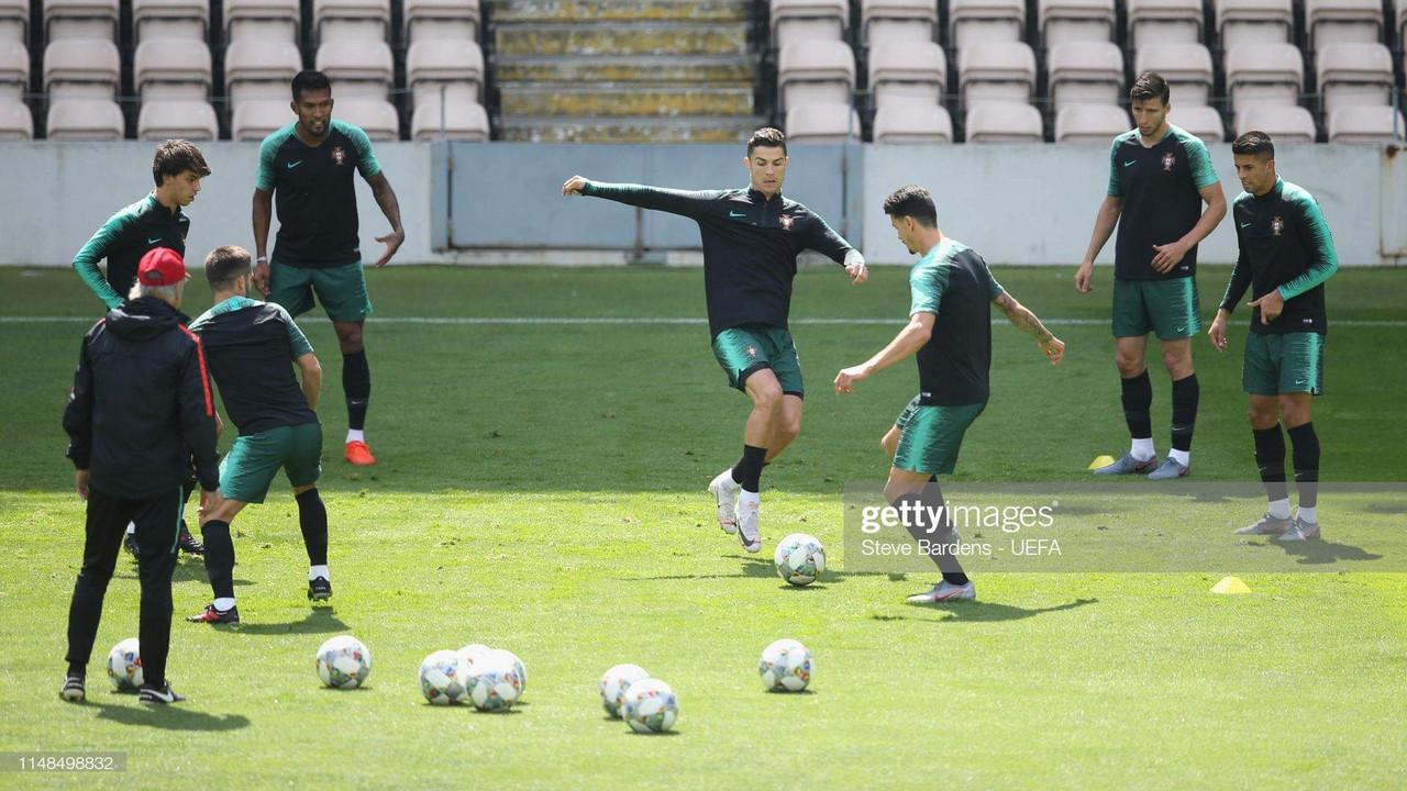 Portugal a um jogo de se poder tornar o primeiro vencedor da Liga das Nações