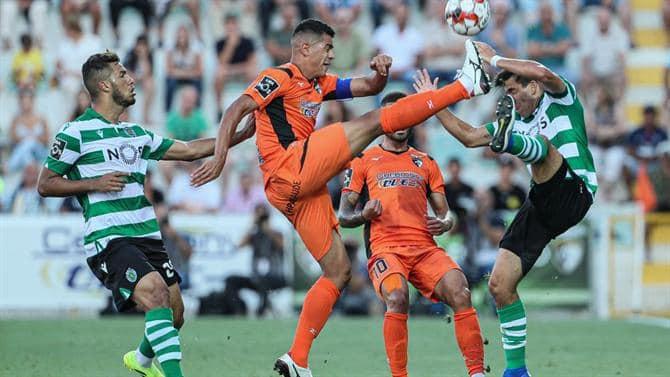 Sporting vence Portimonense