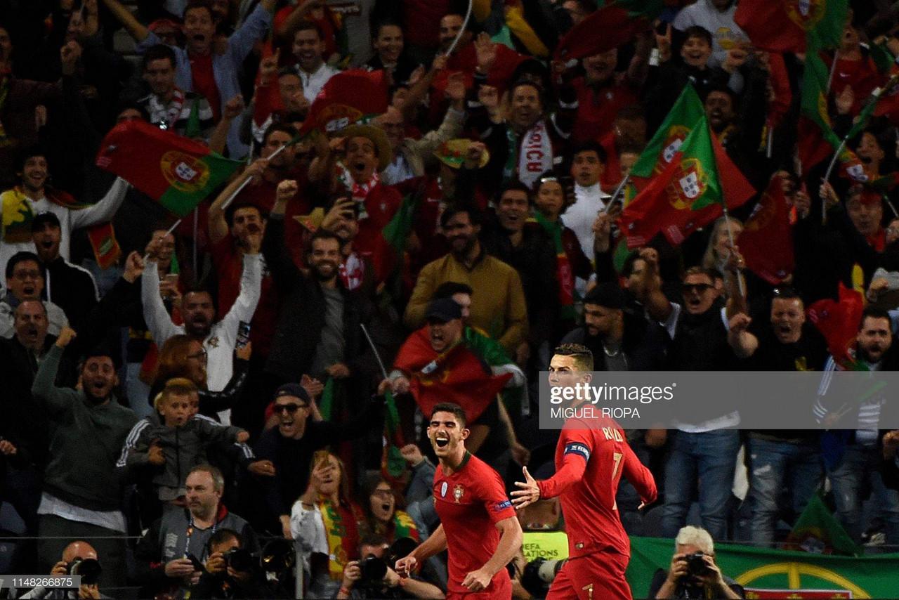Portugal na Final da Liga das Nações