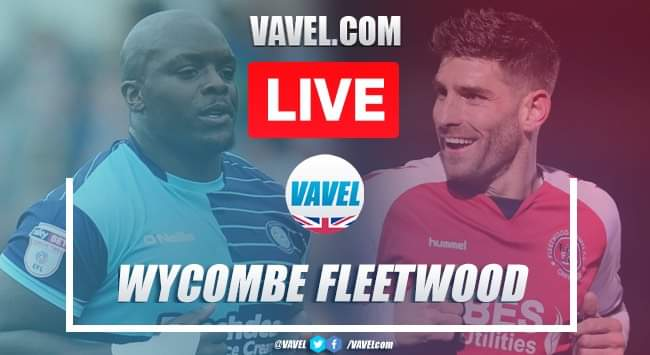Wycombe Wanderers 2-2 Fleetwood Town (6-3 agg): Live Stream TV Updates and How to Watch League One Playoff 2020