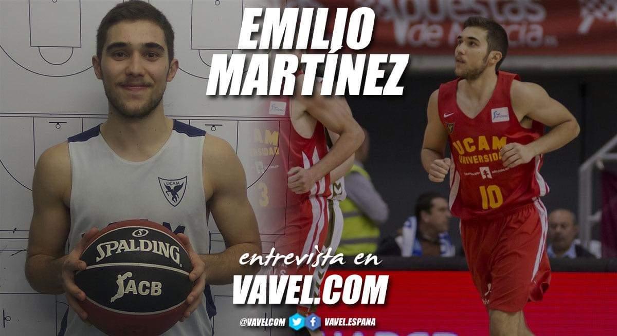 """Entrevista. Emilio Martínez: """"La temporada ha sido una auténtica locura"""""""