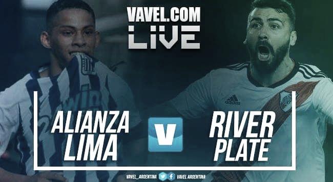 Resultado final Alianza Lima vs River Plate por Copa Libertadores 2019 (1-1)