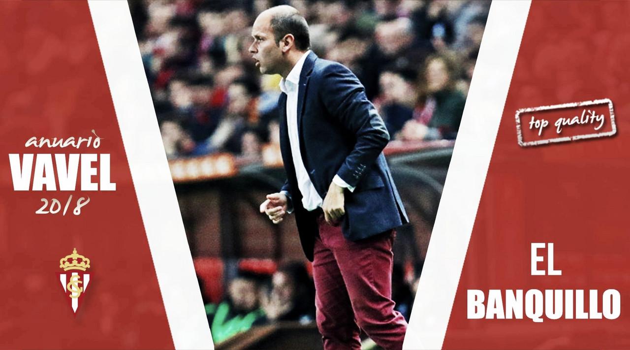 Anuario VAVEL Sporting de Gijón 2018: el banquillo, un vaivén continuo