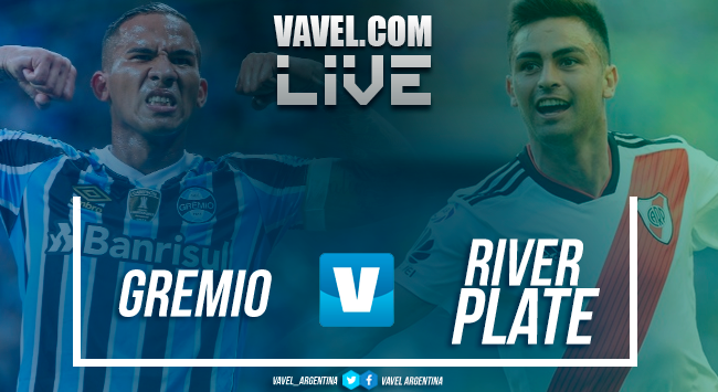 Resumen Gremio 1-2 River Plate en Copa Libertadores 2018