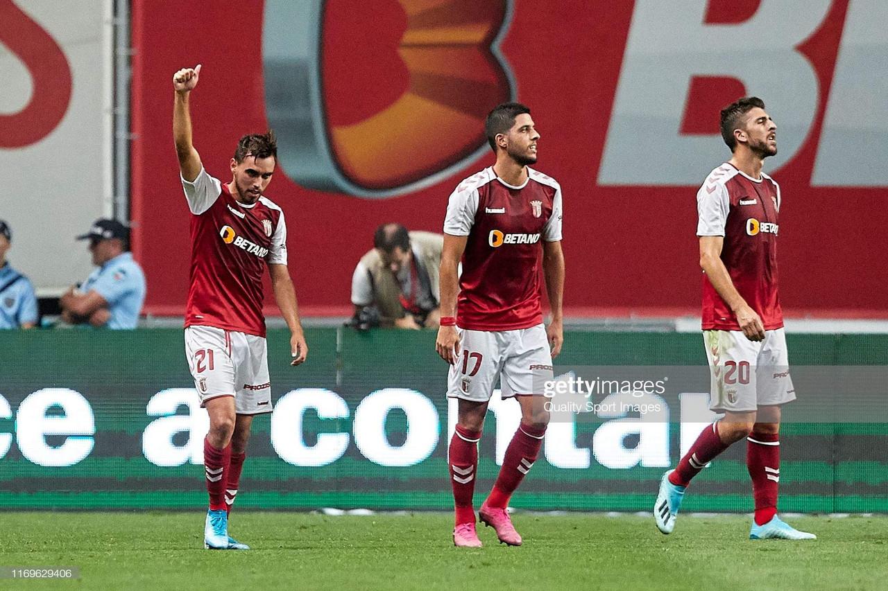 Braga vence em casa
