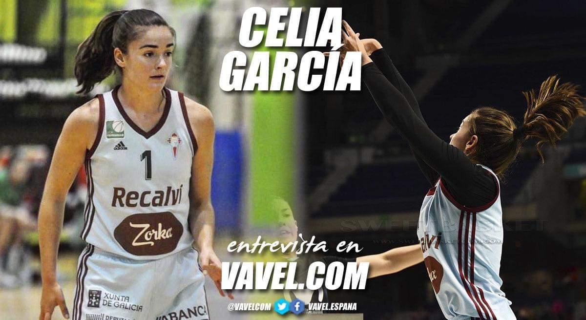 """Entrevista. Celia García: """"Decidí irme a Estados Unidos para poder compaginar el baloncesto a alto nivel y los estudios, algo que en España es imposible"""""""