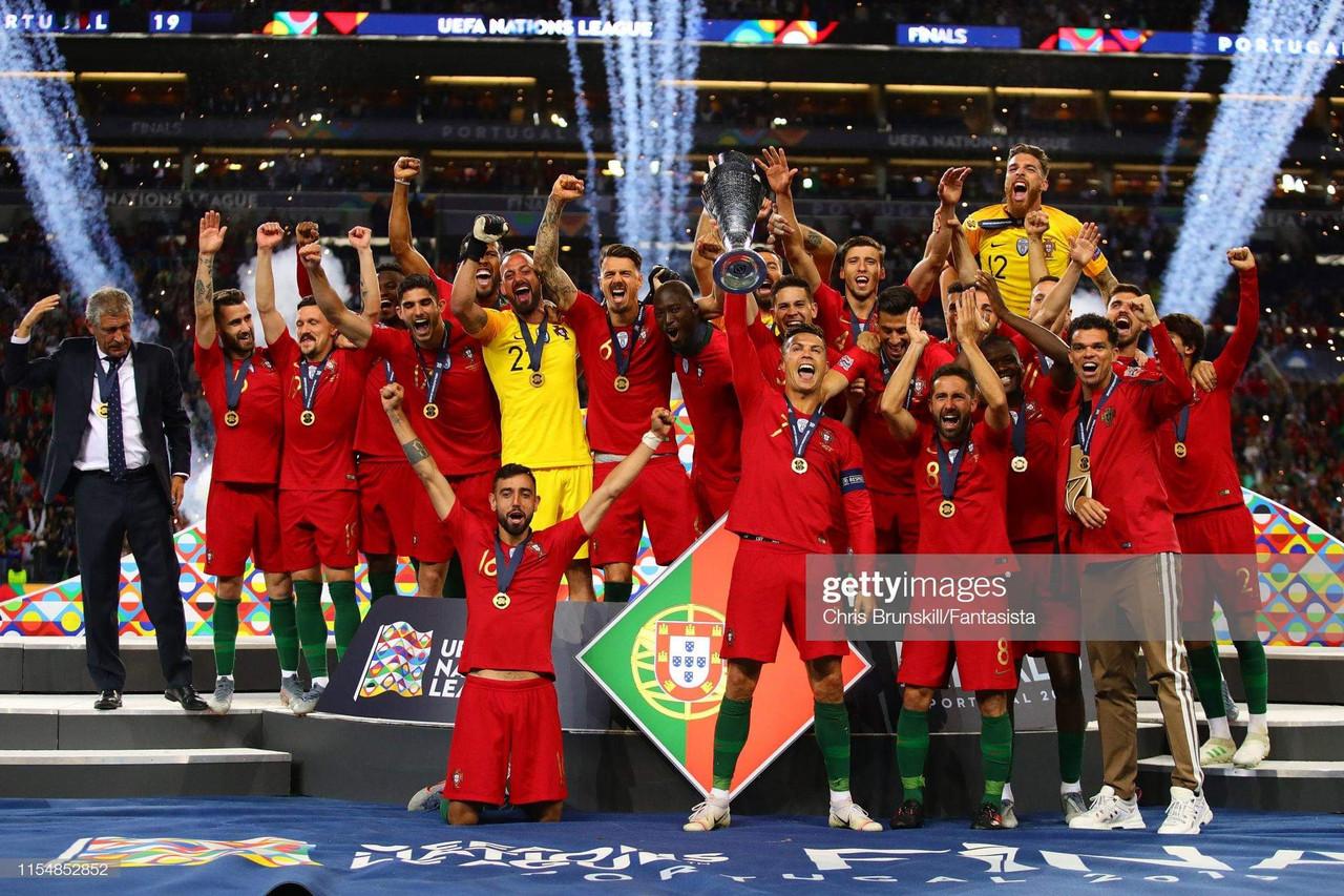 Portugal vence a primeira Liga das Nações
