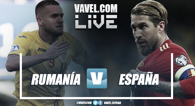 Resumen del Rumanía 1-2 España en Fase de Clasificación para la Eurocopa 2020
