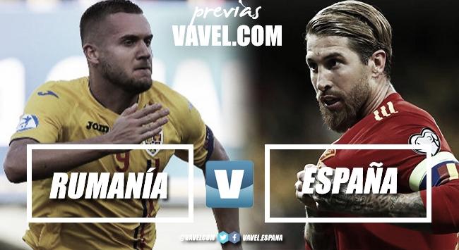 Previa Rumanía- España: objetivo Eurocopa 2020