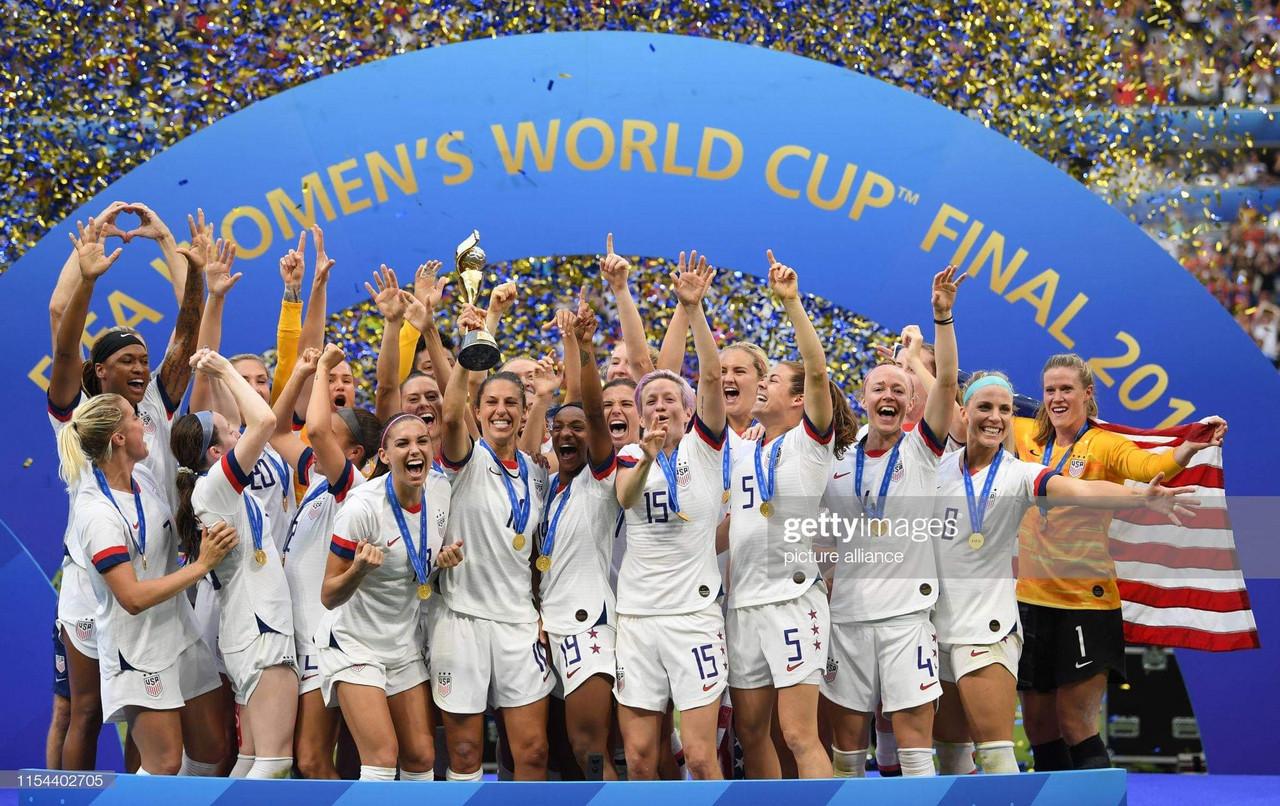 EUA vencem Mundial de Futebol Feminino