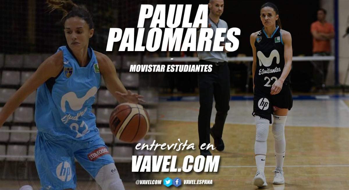 Entrevista. Paula Palomares: ''Quiero jugar unos Juegos Olímpicos con el 3x3''