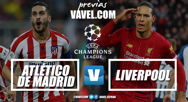 Previa Atlético de Madrid - Liverpool FC: sonrisas y lágrimas para 'El Niño' bajo el manto de la Champions