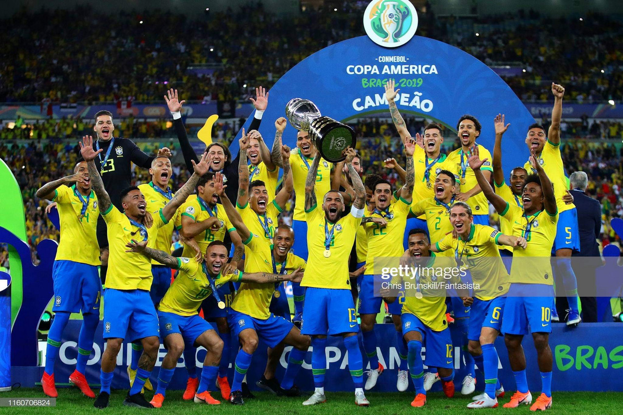 Brasil conquista Copa América 2019