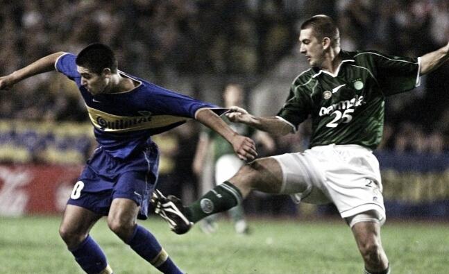¿Cómo le fue a Palmeiras en la semifinal de la Libertadores?