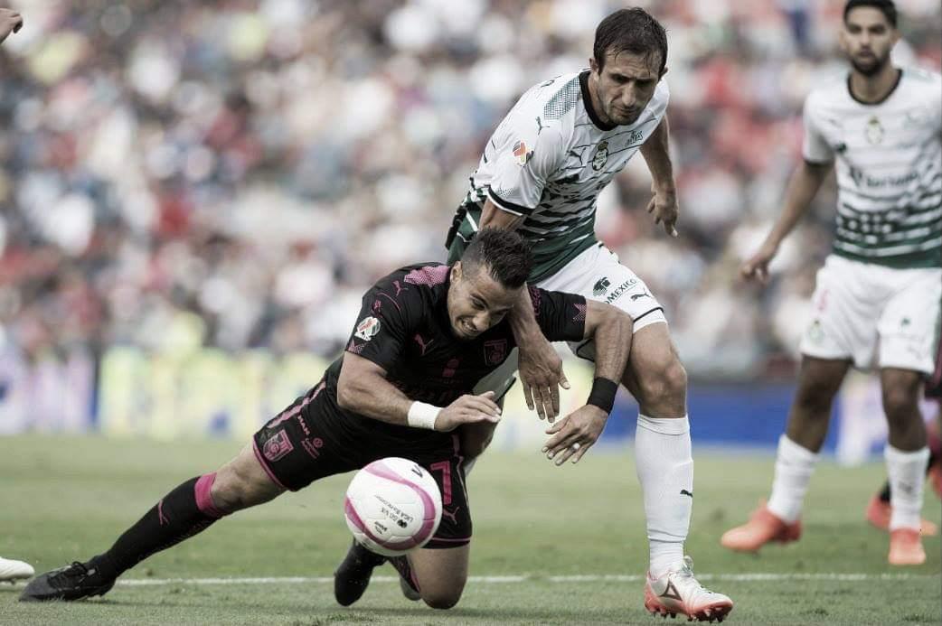 Previa Querétaro - Santos: sin margen de error